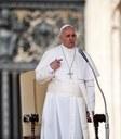 Cri du Pape à Jérusalem