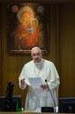 Le Pape François au Renouveau
