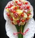 Bouquet de menu enfant