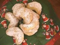 Les Kourabiedes, le petit gâteau du Noël Grec