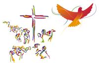 Mess C 2019-06-09 Pentecôte à Fargues