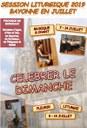 Session Formation Liturgique à Bayonne 2019-07-04