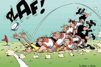Du rugby au Ciel ?
