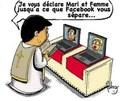 Mariage et Internet