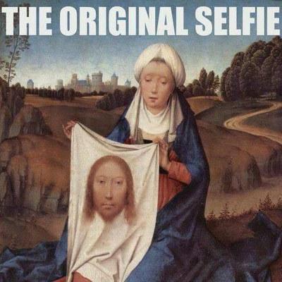 A100- Jesus selfie
