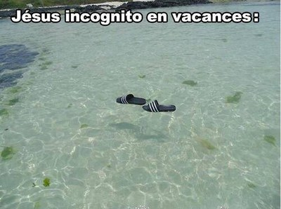 A118- Jésus en vacances