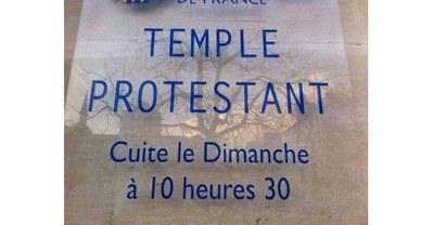 A138- Culte Cuite protestant