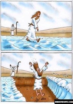 A211 Jesus et Moïse