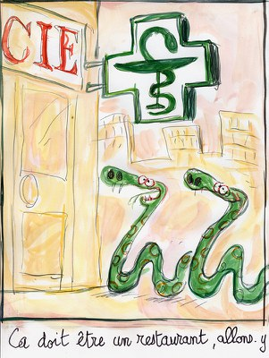 A219- serpent