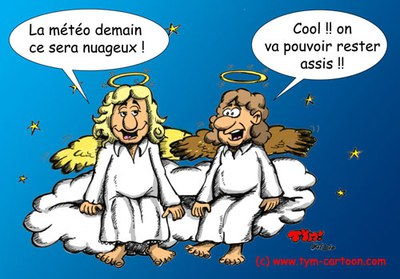 A41- anges nuage