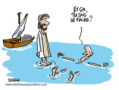 Jesus eau