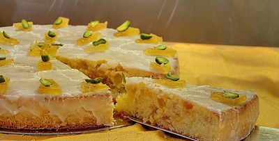 Gâteau colombier