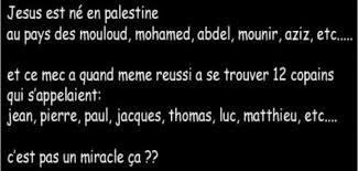 Jésus palestine