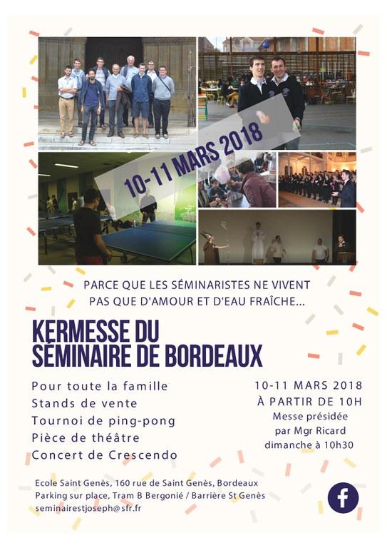 Kermesse séminaire 2018-03 B