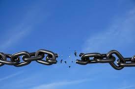 Chaines brisées liberté