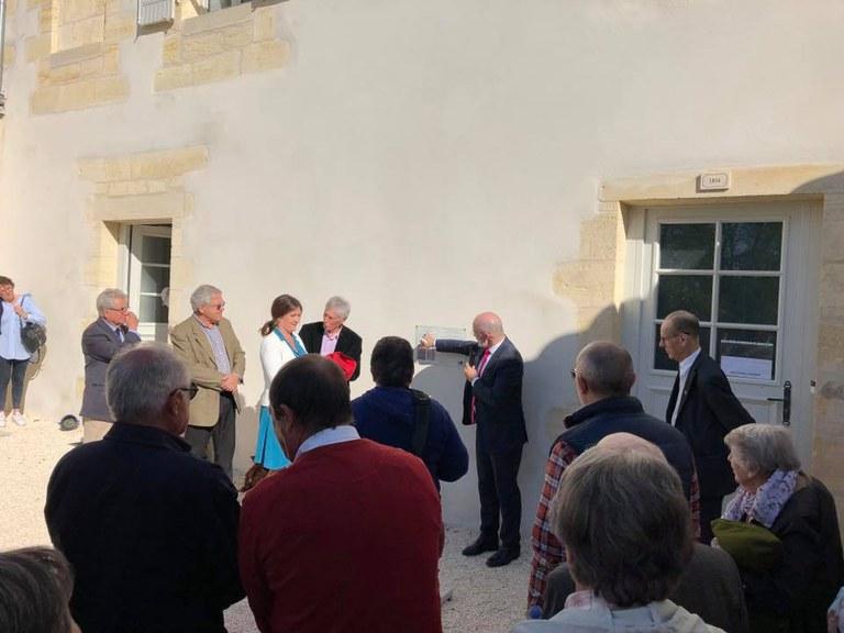 Inauguration Prebysbytère 2019-04 B
