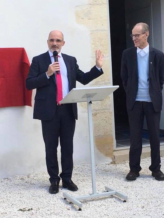 Inauguration Prebysbytère 2019-04 E