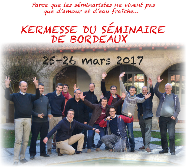 Séminaristes 2017 Kermesse