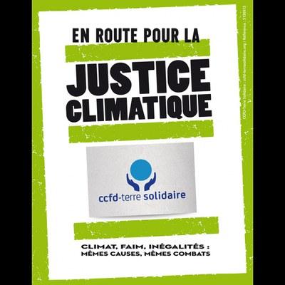 CCFD 2015 Justice climatique