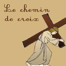 Chemin de croix enfants 2015