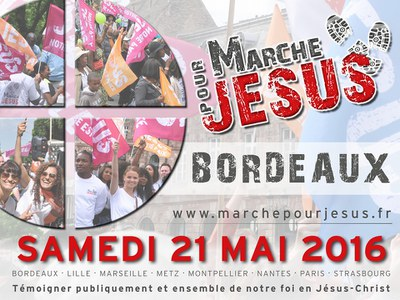 Marche Jésus 2016