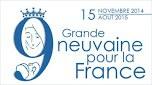 neuvaine France 2015