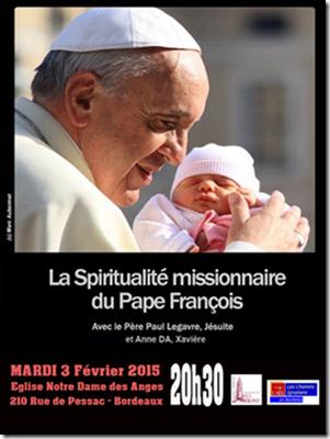 Pape spiritualité