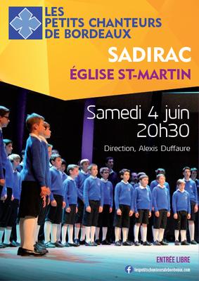Concert Sadirac 2016