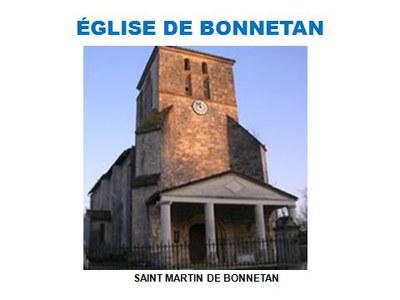 église Bonnetan