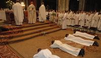 ordination à terre