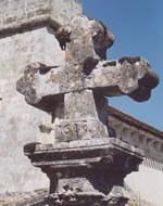 CAMARSAC Croix Cimetière
