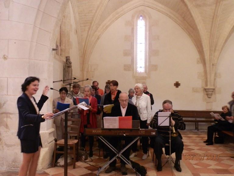Chorale Tresses 2017-10-24 Hélène Gaceus