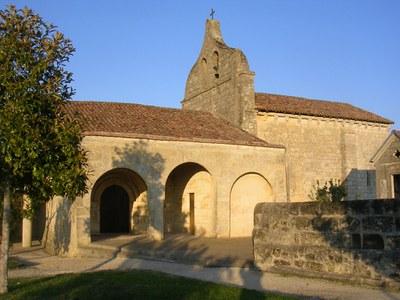 Loupes église