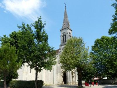 Eglise de Salleboeu...(2petite