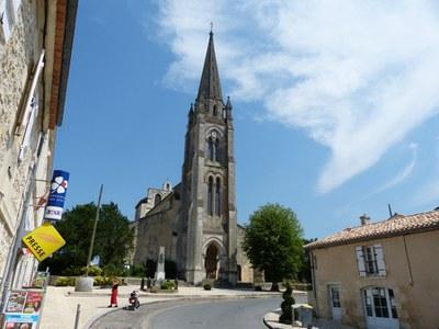 Eglise de Tresses 2