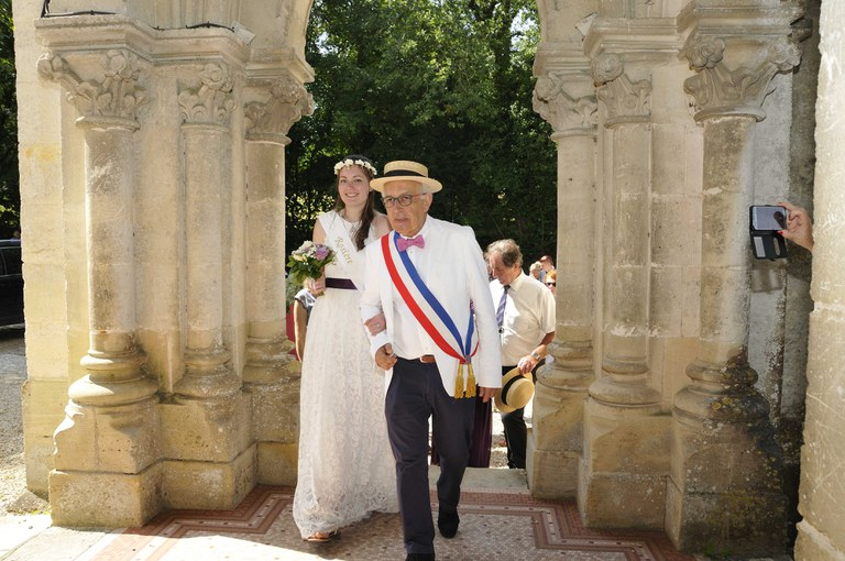 Bénédiction Rosière Salleboeuf 2019 A