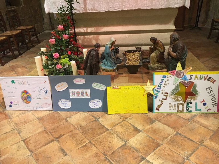 Messe de Noël du Caté 2018-12-14 A