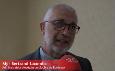 Mgr Lacombe Administrateur