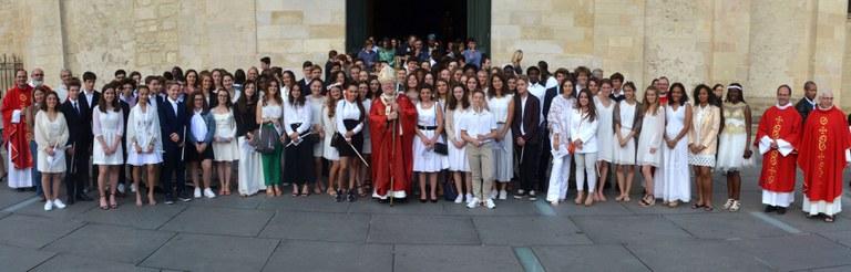 Mgr Ricard Festival des familles
