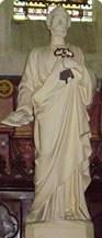 SALLEBOEUF EGLISE s...St Pierre