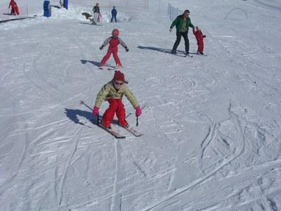 Gabas Journée au ski