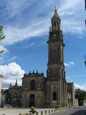 Verdelais basilique