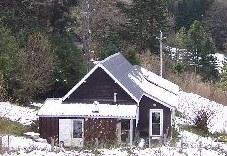 Chalet de Gabas hiver