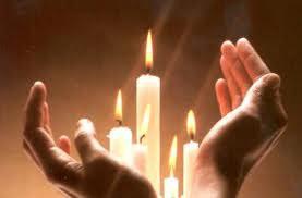 Mains et bougies