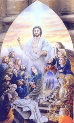 SLBF Tableau résurrection