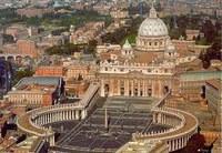 St Pierre de Rome au Vatican