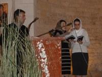 Rencontre avec l'église arménienne 2014-01-16