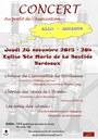 Concert pour Allo-Amiante