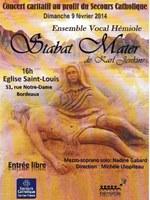 Concert Stabat Mater