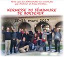 Kermesse 2017 du Séminaire de Bordeaux